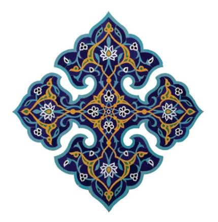 کاشی کاری سنتی مساجد اصفهان