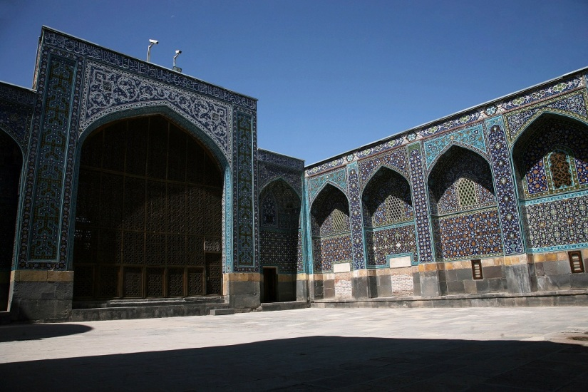 Shaykh Ishaq Safi Shrine