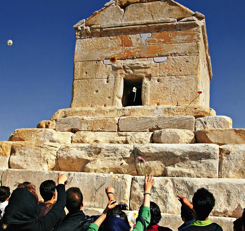 iran unesco world heritage site